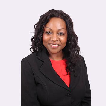 Staff Imelda Mahaka Country Director